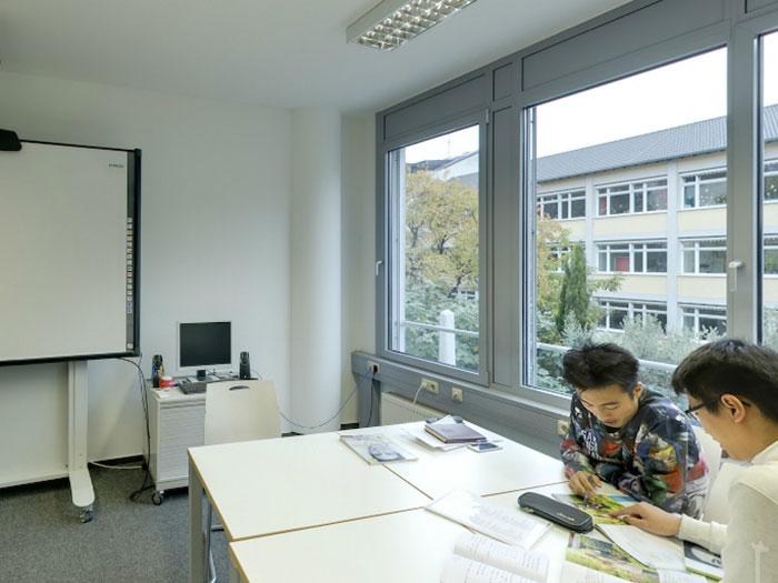 Séjour linguistique Allemagne, Bonn - Goethe-Institut Bonn - Leçon - © Goethe-Institut