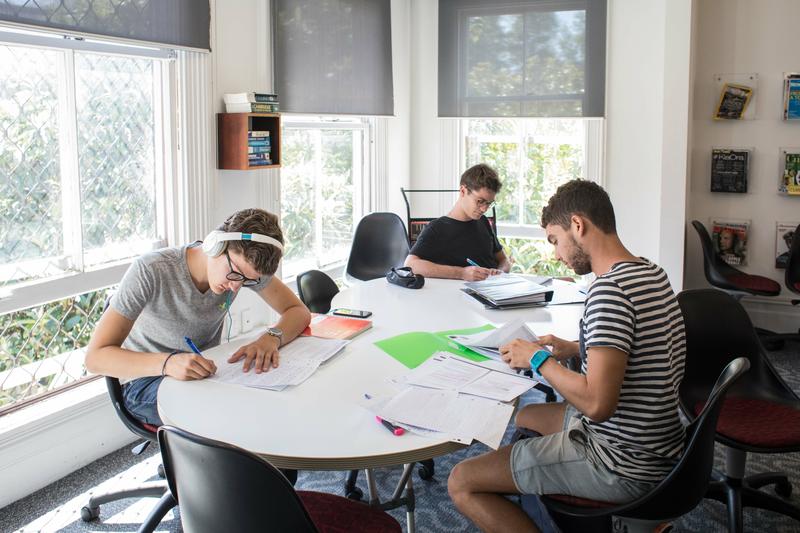 Sprachaufenthalt Neuseeland, Auckland - Languages International - Lektionen