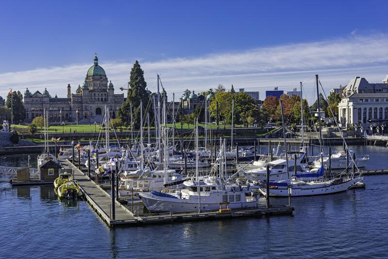 Sprachaufenthalt Kanada, Vancouver Island