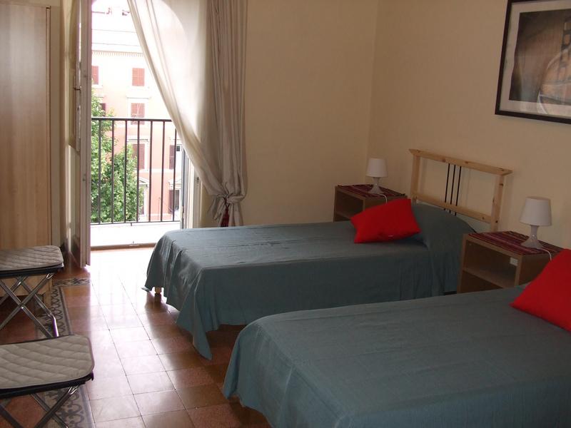 Sprachaufenthalt Italien, Rom - Scuola Leonardo da Vinci Roma - Accommodation - Shared Apartment - Zimmer