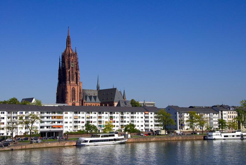 Séjour linguistique Allemand, Francfort - Cathédrale impériale