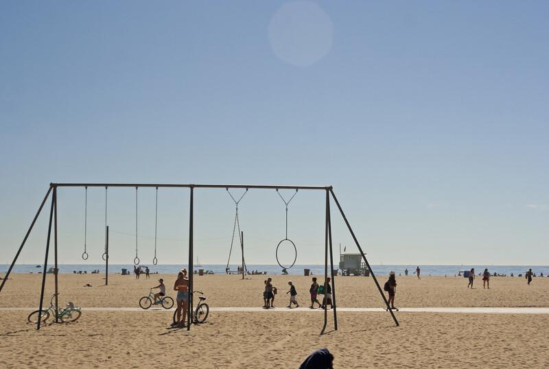 Sprachaufenthalt USA, Los Angeles - Santa Monica Beach