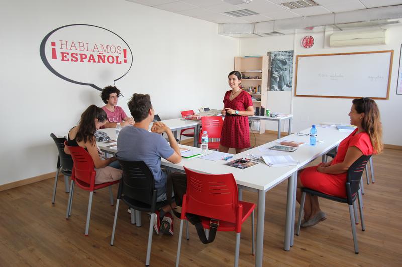 Sprachaufenthalt Spanien, Teneriffa - FU International Academy Tenerife - Lektionen