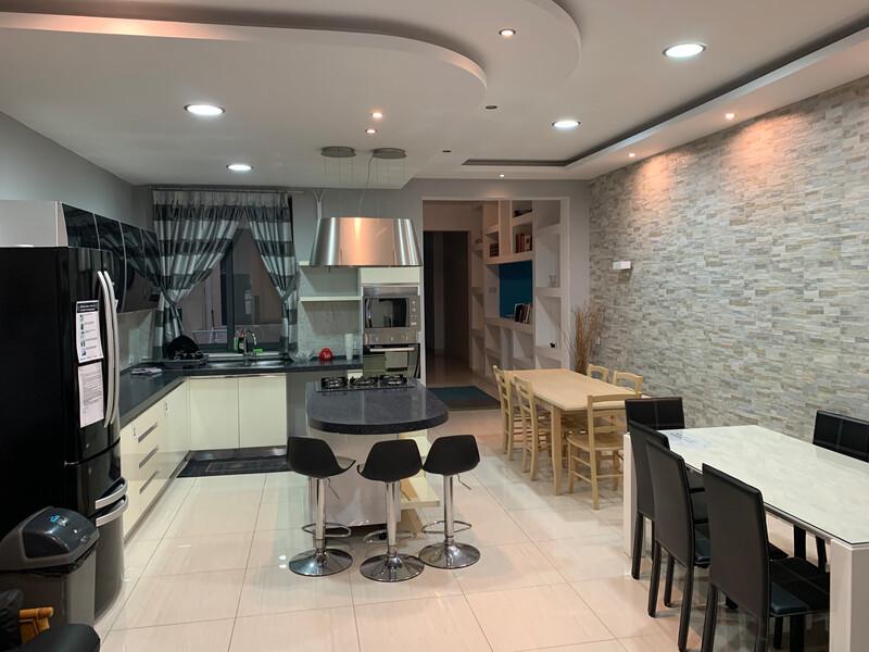 Sprachaufenthalt Malta, Gozo - BELS Gozo - Accommodation - Gozo Superior Residenz - Wohnzimmer