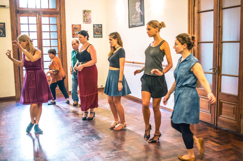 Sprachaufenthalt Argentinien, Buenos Aires - Expanish Buenos Aires - Tanzen