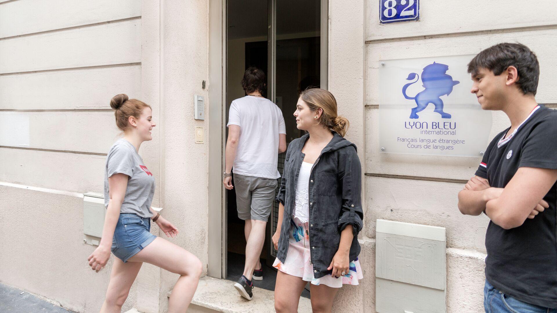 Sprachaufenthalt Sprachreise Französisch Frankreich in Lyon Lyon Bleu