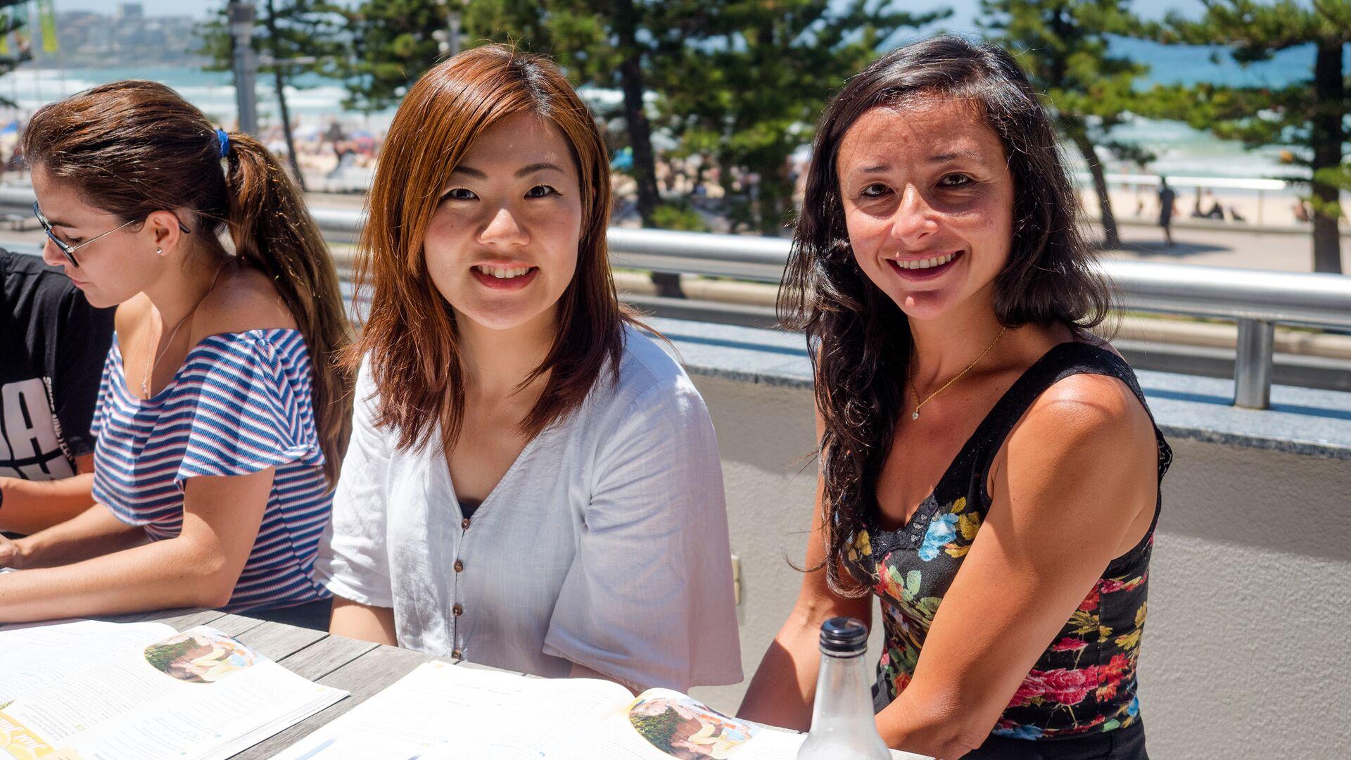 Sprachaufenthalt Australien - Sydney - Lexis Sydney Manly - Studenten