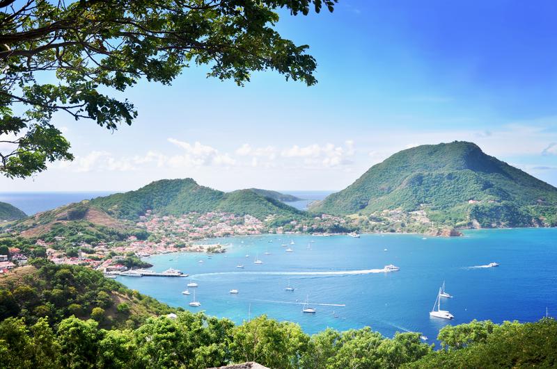 Séjour linguistique Guadeloupe