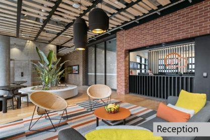 Sprachaufenthalt Australien, Sydney - Langports Sydney - Accommodation - Redfern Student Apartments - Rezeption