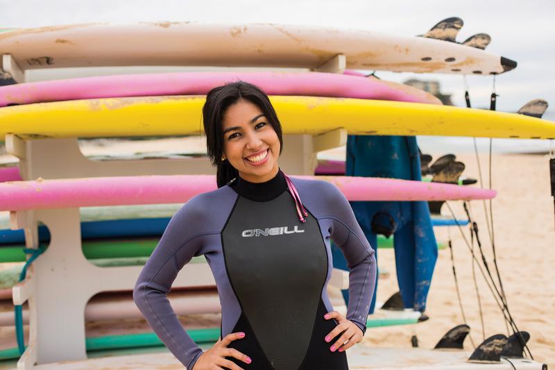 Séjour linguistique Australie - Sydney - Lexis Sydney Manly - Surf