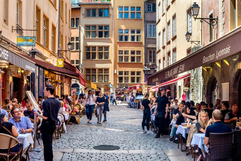 Sprachaufenthalt Frankreich, Lyon