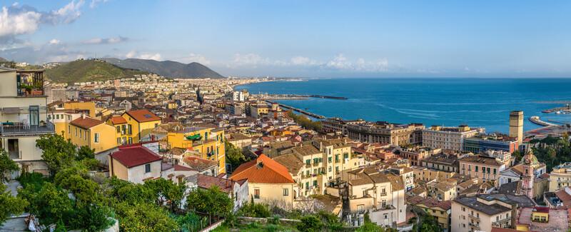 Séjour linguistique Italie, Salerno