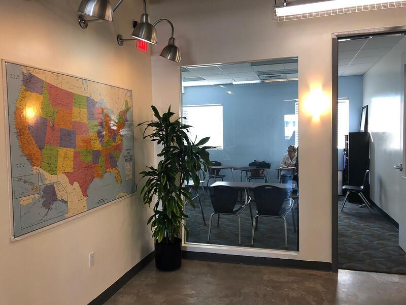 Sprachaufenthalt USA, Miami - OHC Miami - Klassenzimmer