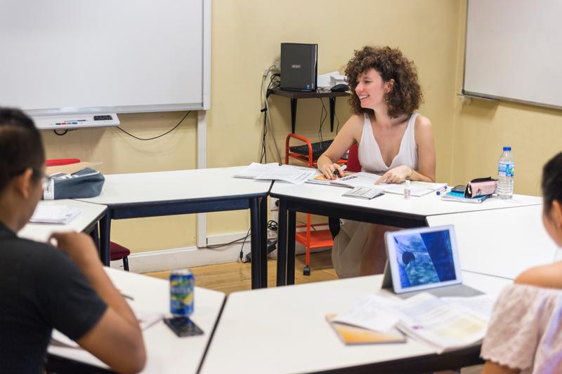 Séjour linguistique Espagne, Madrid - Don Quijote Madrid - Étudiants