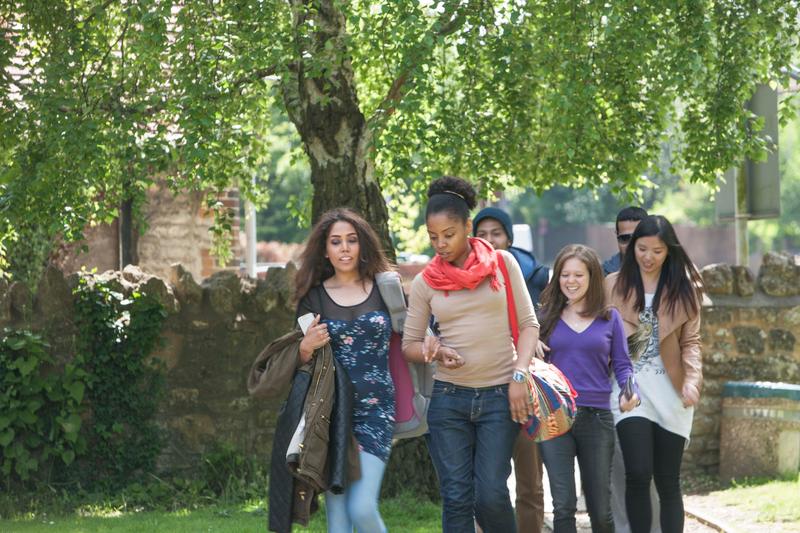 Séjour linguistique Angleterre, Oxford – CES - Étudiants