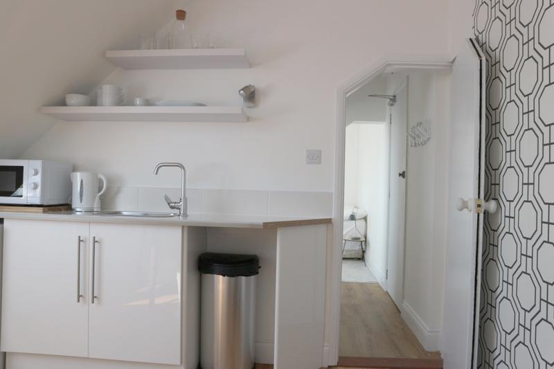 Sprachaufenthalt England, Jersey - St. Brelades College Jersey - Accommodation - Peterborough - Küche