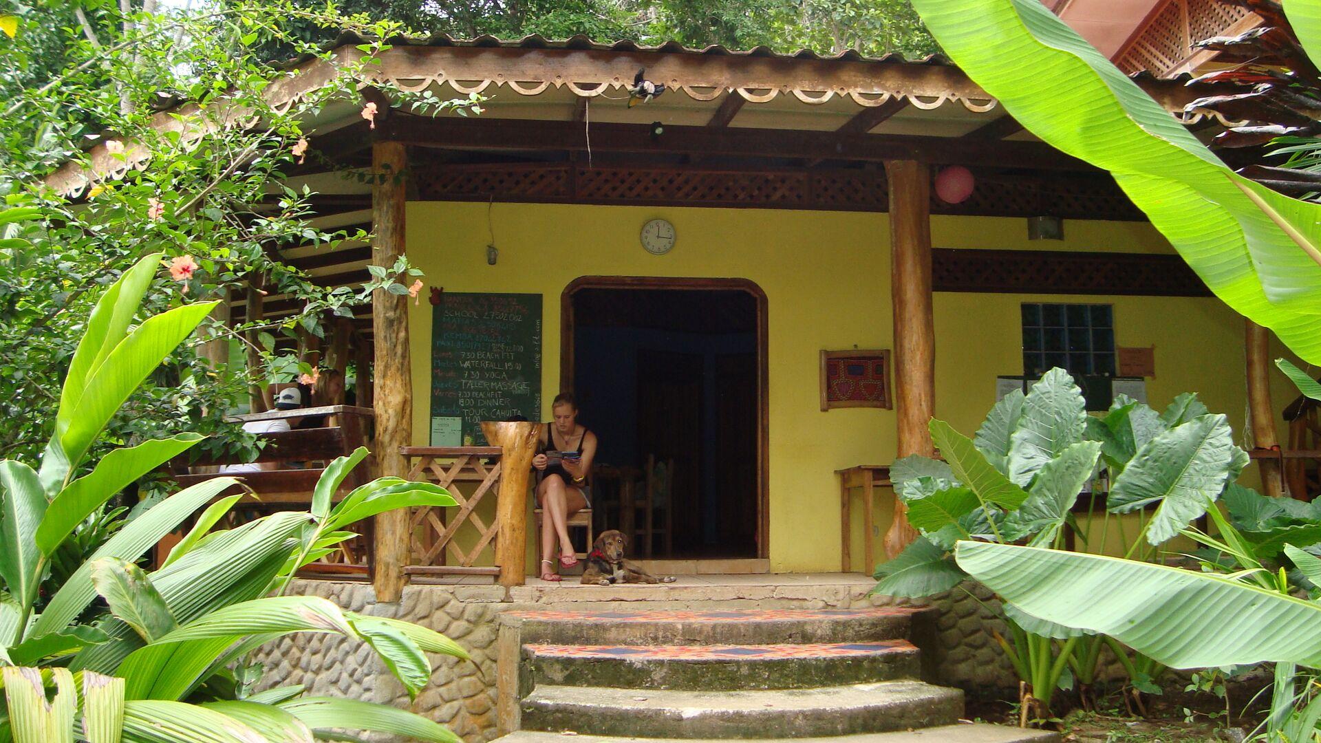 Sprachaufenthalt Costa Rica, Puerto Viejo de Talamanca - Spanish by the Sea Puerto Viejo - Schule
