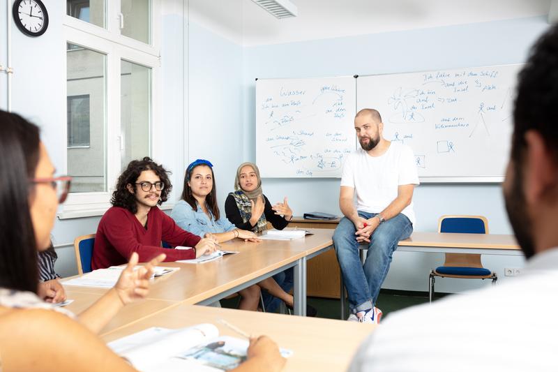 Séjour linguistique Allemagne, Berlin - Carlduisberg Centren Berlin - Leçon