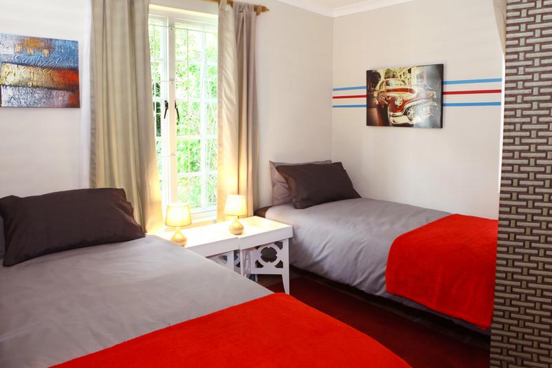 Sprachaufenthalt Südafrika, Capetown - GHS Southern Suburbs - Accommodation - Residenz Newlands Campus - Doppelzimmer
