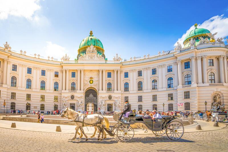 Sprachaufenthalt Österreich, Wien - Alte Hofburg