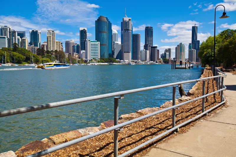 Séjour linguistique Australie, Brisbane - Promenade