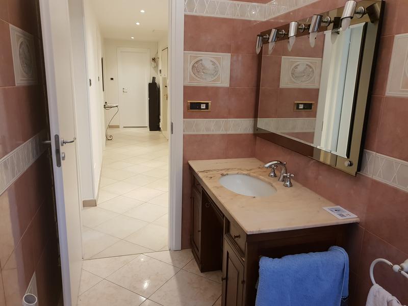 Sprachaufenthalt Italien, Bologna - ALCE Bologna - Accommodation - Residenz Gandalf - Badezimmer