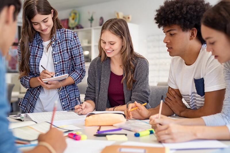Sprachaufenthalt - Sprachkurs - Studenten