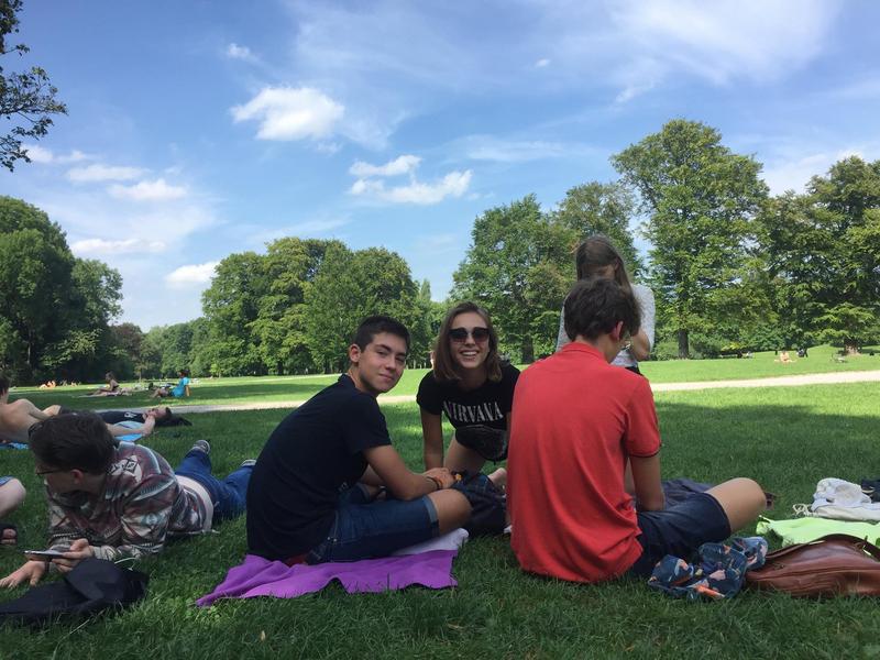 Sprachaufenthalt Deutschland, München - GLS Munich Castle - Studenten