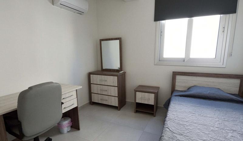 Sprachaufenthalt Zypern, Larnaca - English in Cyprus Summer Camp - Accommodation - Apartment - Schlafzimmer