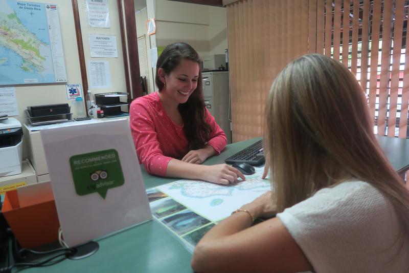 Séjour linguistique Costa Rica - San José - Costa Rican Language Academy - Réception