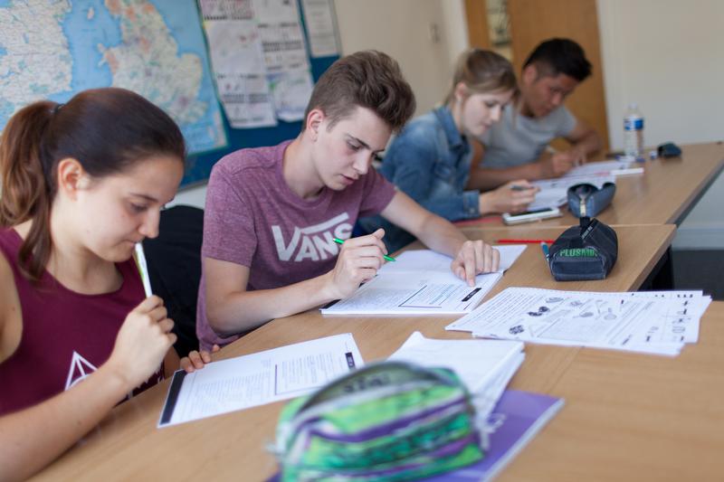 Sprachaufenthalt England, Brighton - English Language Centre ELC Brighton - Lektionen