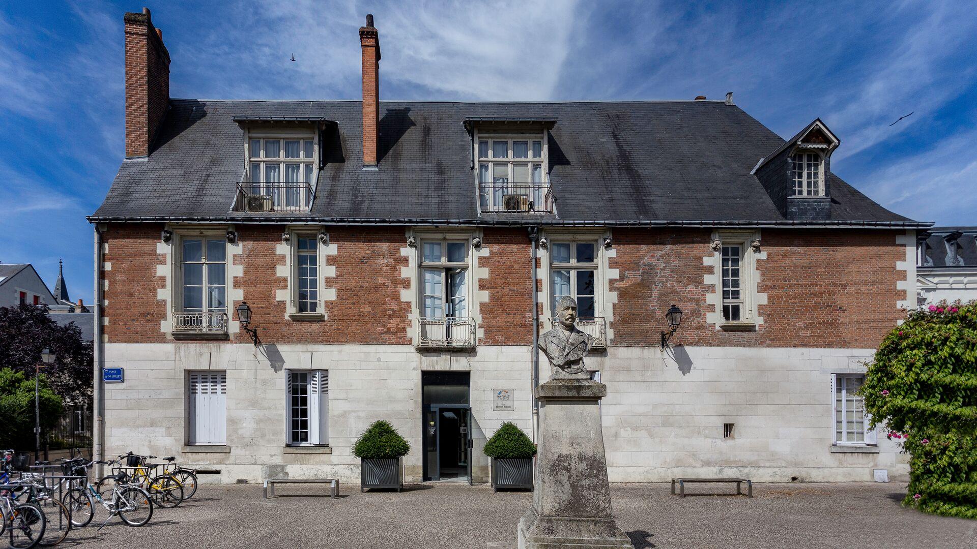 Sprachaufenthalt Frankreich, Tours - Institut de Touraine Tours - Schule