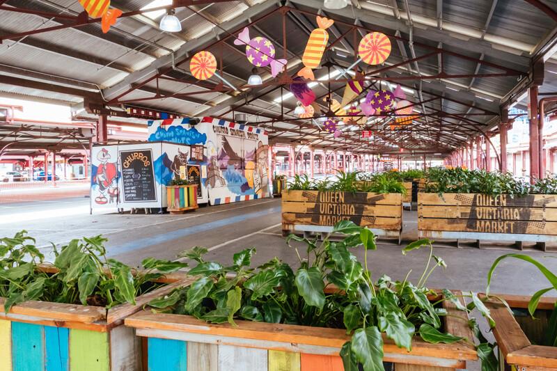 Sprachaufenthalt Australien, Melbourne - Queen Victoria Market