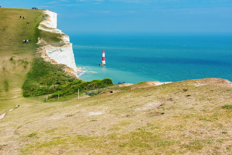 Séjour linguistique Angleterre, Eastbourne - Beachy Head Cliff