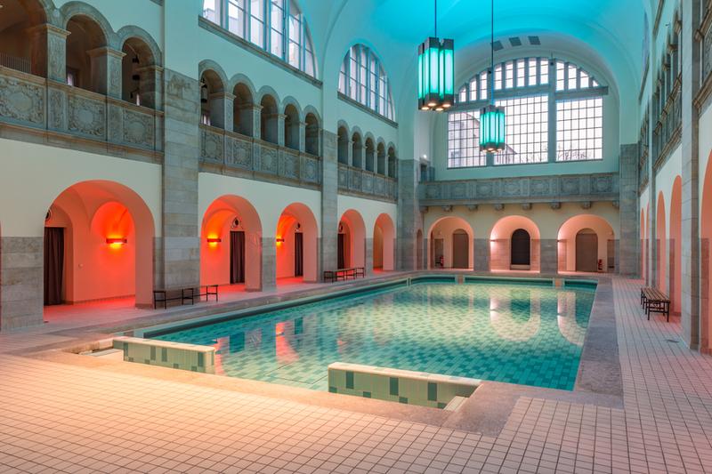 Sprachaufenthalt Deutschland, Berlin - GLS Sprachenzentrum Berlin - Accommodation - Hotel Oderberger - Pool