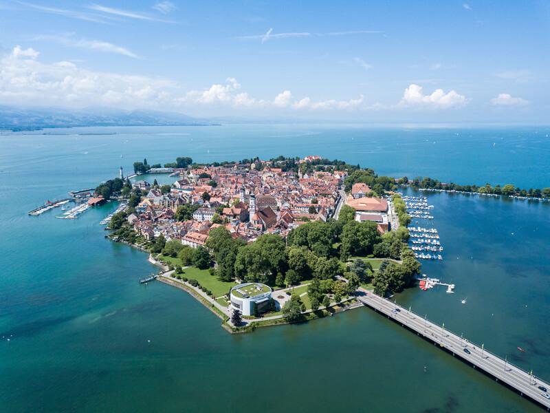 Séjour linguistique Allemand, Lindau im Bodensee