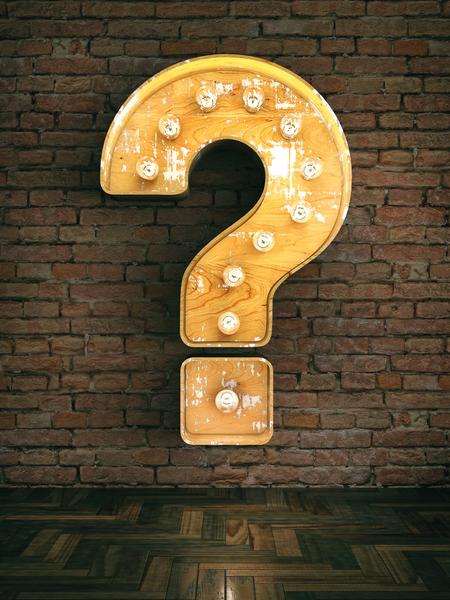 FAQ, Fragenzeichen, Magazin