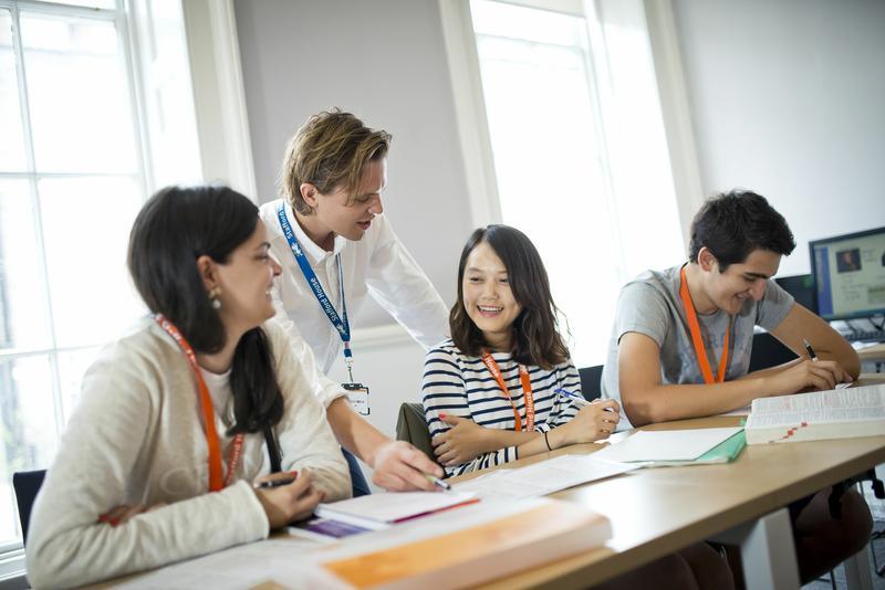 Sprachaufenthalt England, London - Stafford House London - Studenten