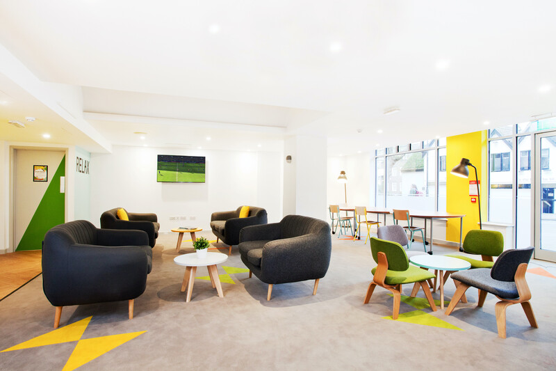 Sprachaufenthalt England, Bristol - English Language Centre ELC - Accommodation - Summer University Residence - Lounge