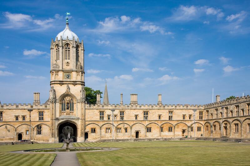 Sprachaufenthalt England, Oxford - Christ Church