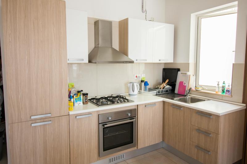 Sprachaufenthalt Malta, St. Julians - EC - Accommodation - One Bedroom Apartment - Küche