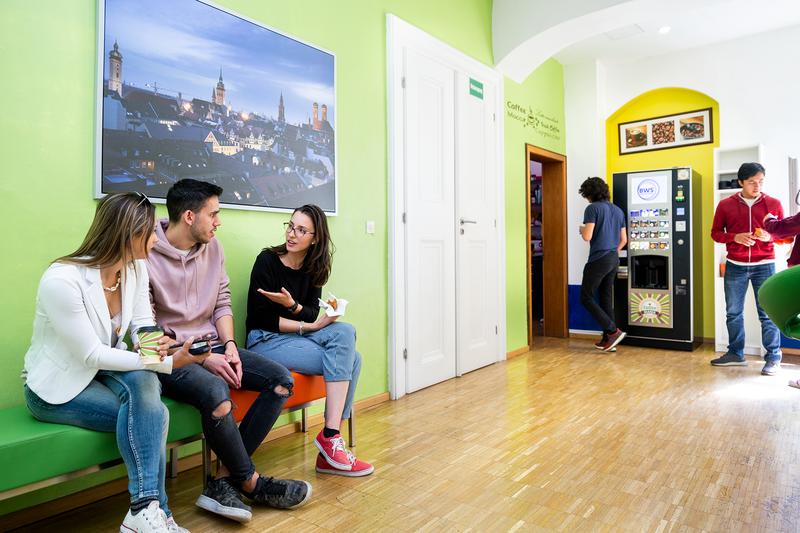 Séjour linguistique Allemagne, München - BWS Germanlingua Munich - Étudiants