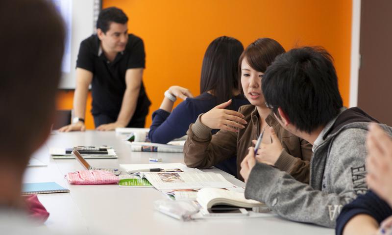 Sprachaufenthalt Kanada, Montreal - EC - Studenten