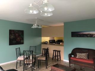 Sprachaufenthalt USA, Hawaii - IIE - Accommodation - Lilikoi House - Wohnzimmer