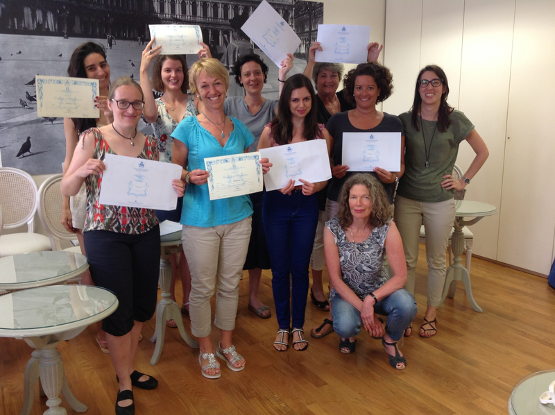 Sprachaufenthalt Italien, Triest - Piccola Univers Itàitaliana Trieste - Studenten
