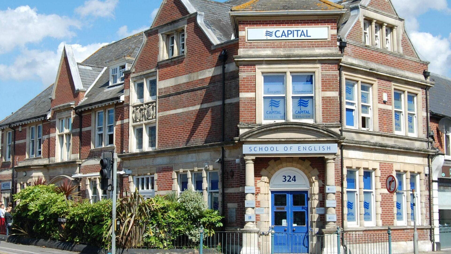 Séjour linguistique Angleterre, Bournemouth - Capital School of English - École