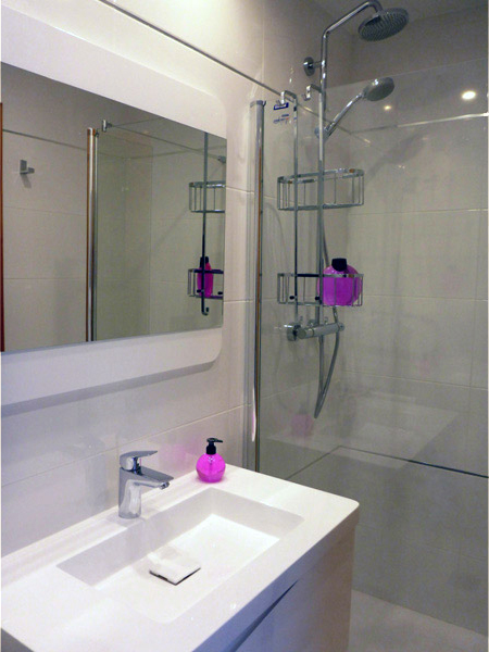 Sprachaufenthalt Spanien, Nerja - Escuela de Idiomas Nerja - Accommodation - Apartment Club Costa Nerja - Badezimmer