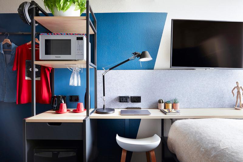 Sprachaufenthalt Australien, Melbourne - Discover English Melbourne - Accommodation - Residenz le Student 8 - Schlafzimmer