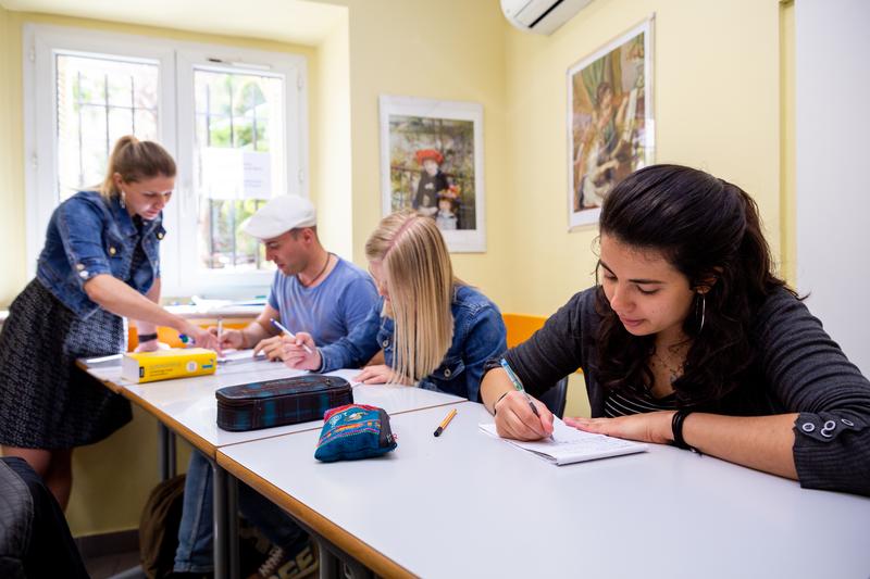 Sprachaufenthalt Frankreich, Nizza -  École Azurlingua - Lektionen