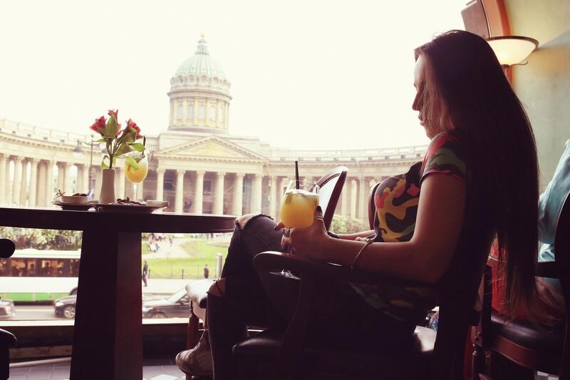 Sprachaufenthalt Russland, St Petersburg - Bar